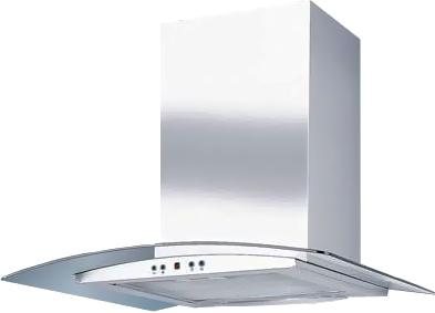 Вытяжка купольная Ciarko Sigma (60, нержавеющая сталь) - общий вид