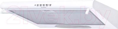 Вытяжка плоская Ciarko ZR (60, белый)