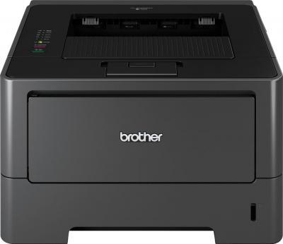 Принтер Brother HL-5450DN - фронтальный вид