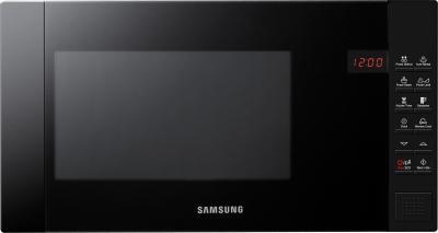 Микроволновая печь Samsung FW77SR-B - фронтальный вид