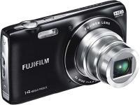 Компактный фотоаппарат Fujifilm FinePix JZ100 Black - общий вид