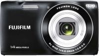 Компактный фотоаппарат Fujifilm FinePix JZ100 Black - вид спереди