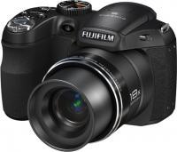 Компактный фотоаппарат Fujifilm FinePix S2995 Black - общий вид