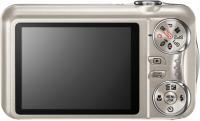 Компактный фотоаппарат Fujifilm FinePix T200 Gold - вид сзади
