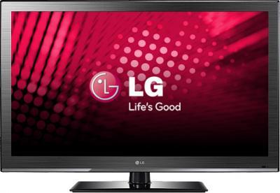 Телевизор LG 26CS460 - общий вид