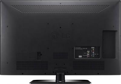 Телевизор LG 26CS460 - вид сзади