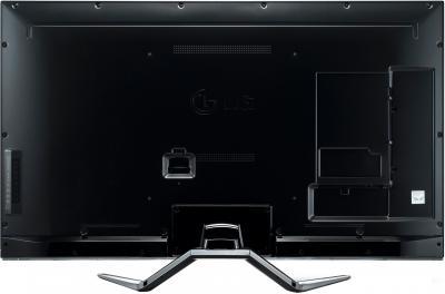 Телевизор LG 42LM860V - вид сзади