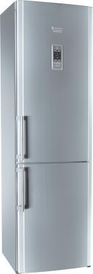Холодильник с морозильником Hotpoint HBD 1201.3 M N F H - общий вид