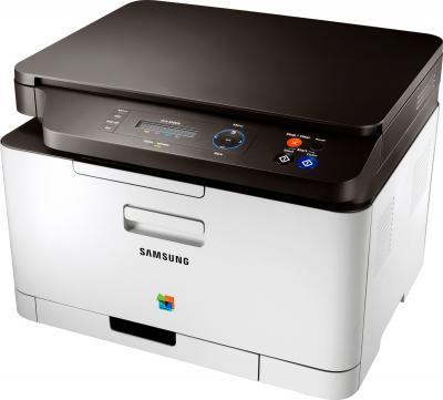 МФУ Samsung CLX-3305W - общий вид