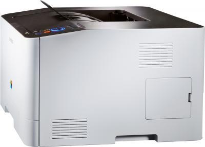 Принтер Samsung CLP-415NW - вид сбоку