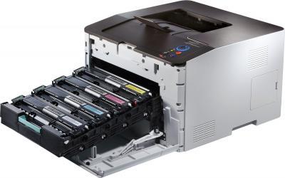 Принтер Samsung CLP-415NW - кратриджи