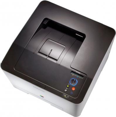 Принтер Samsung CLP-415NW - вид сверху