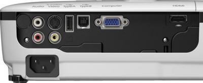 Проектор Epson EB-X14 - разъемы