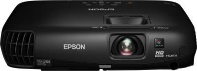 Проектор Epson EH-TW550 - фронтальный вид