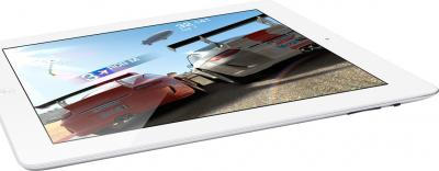 Планшет Apple iPad 32GB 4G White (MD526HC/A) - вид сбоку
