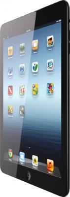 Планшет Apple iPad mini 16GB 4G Black (MD540ZP/A) - вид полубоком (справа)