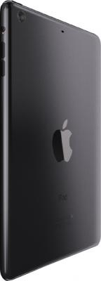 Планшет Apple iPad mini 64GB 4G Black (MD542ZP/A) - вид полубоком (слева)