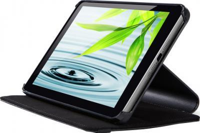 Чехол для планшета Case Logic IFOL-307K - откртытй вид (с iPad mini)