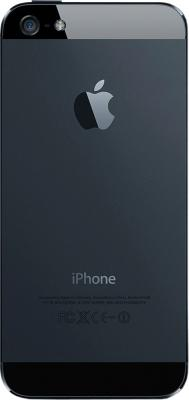 Смартфон Apple iPhone 5 16Gb Black - задняя панель