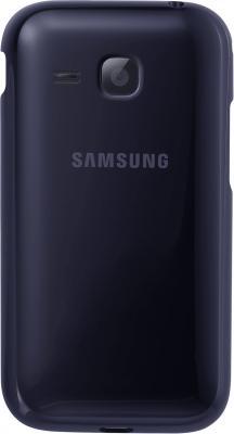 Мобильный телефон Samsung C3312 Champ Deluxe Duos Blue (GT-C3312 IBRSER) - задняя крышка