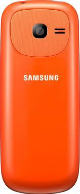 Мобильный телефон Samsung E2202 Metro Orange (GT-E2202 ZOASER) - задняя крышка