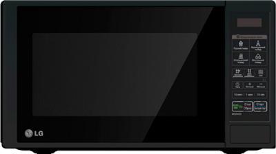 Микроволновая печь LG MS2342DB - фронтальный вид