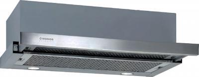 Вытяжка телескопическая Nodor Extender (нержавеющая сталь) - общий вид
