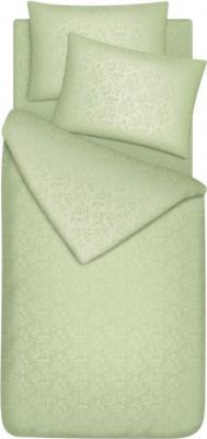 Комплект постельного белья Vegas 1,5K50.70-4J (Нежная оливка) - общий вид