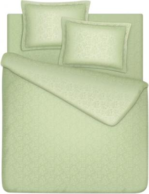 Комплект постельного белья Vegas 2K50.70-4J (Нежная оливка) - общий вид
