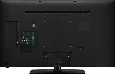 Телевизор Samsung UE32F5000AK - вид сзади