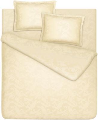 Комплект постельного белья Vegas EuroK240.260-4J (Бодрящая шампань) - общий вид