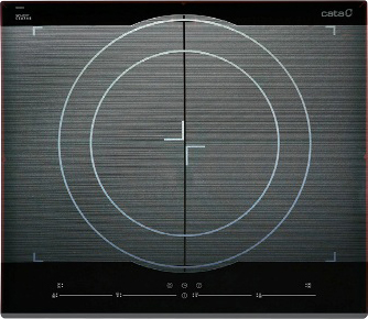 Индукционная варочная панель Cata GIGA - общий вид