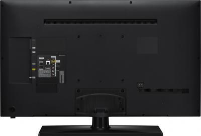 Телевизор Samsung UE32F5020AK - вид сзади