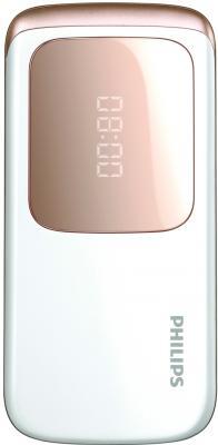Мобильный телефон Philips F533 White - общий вид