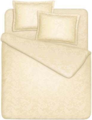 Комплект постельного белья Vegas EuroKR160.200-4J (Бодрящая шампань) - общий вид