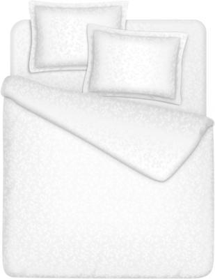 Комплект постельного белья Vegas EuroKR160.200-4J (Свежая белизна) - общий вид