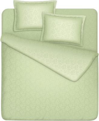 Комплект постельного белья Vegas EuroKR180.200-4J (Нежная оливка) - общий вид