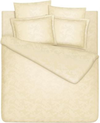 Комплект постельного белья Vegas EuroK240.260-6J (Бодрящая шампань) - общий вид