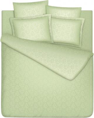 Комплект постельного белья Vegas EuroK240.260-6J (Нежная оливка) - общий вид