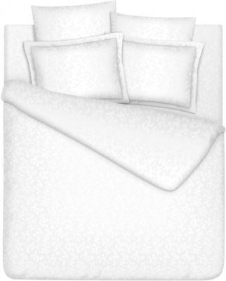 Комплект постельного белья Vegas EuroK240.260-6J (Свежая белизна) - общий вид