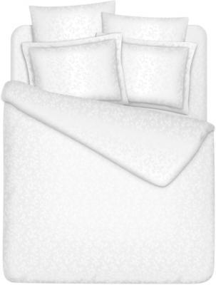Комплект постельного белья Vegas EuroKR160.200-6J (Свежая белизна) - общий вид