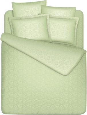 Комплект постельного белья Vegas EuroKR160.200-6J (Нежная оливка) - общий вид