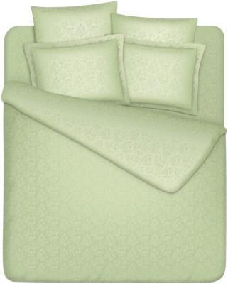 Комплект постельного белья Vegas EuroKR180.200-6J (Нежная оливка) - общий вид