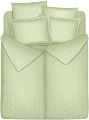 Комплект постельного белья Vegas SemKR160.200-7J (Нежная оливка) - общий вид