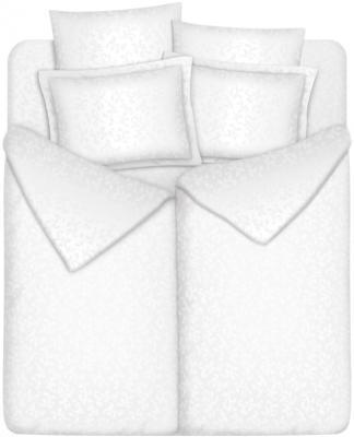 Комплект постельного белья Vegas SemKR180.200-7J (Свежая белизна) - общий вид