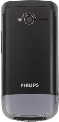 Мобильный телефон Philips Xenium X525 Black - задняя крышка