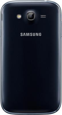 Смартфон Samsung I9082 Galaxy Grand Duos Blue (GT-I9082 MBASER) - задняя крышка
