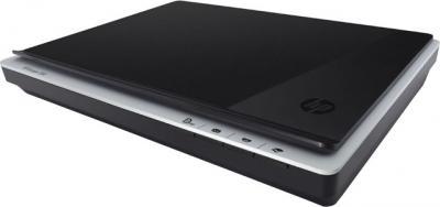 Планшетный сканер HP Scanjet 200 Flatbed Scanner (L2734A) - общий вид