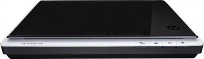 Планшетный сканер HP Scanjet 200 Flatbed Scanner (L2734A) - фронтальный вид
