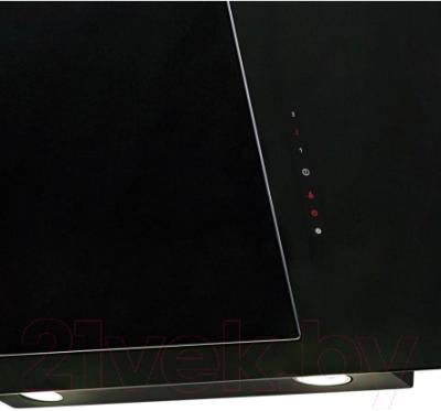 Вытяжка декоративная Cata Ceres 90 (черное стекло)